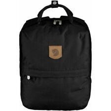 Fjallraven Greenland Zip Unisexe Sac à Dos - Black Une Taille