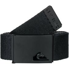 Quiksilver The Jam 5 Mens Belt Synthetic - Black One Size