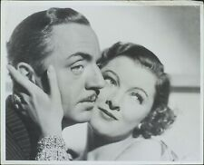 William Powell (American Actor), Myrna Loy (American Film/Actress) HOLLYWOOD
