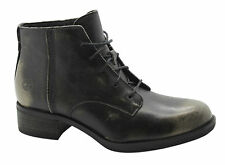 TIMBERLAND Beckwith lacet Chukka Bottes pour femmes bicolore cuir noir a11fb U38