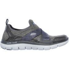 Skechers Flex Appeal 2.0 Bright Eyed Femmes Chaussures Chaussure - Charcoal