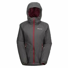 Montane Prism Womens Jacket Synthetic Fill - Graphite All Sizes