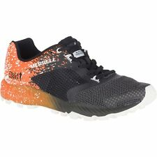 Merrell All Out Crush Tough Mudder 2 Mens Footwear Trail Shoes - Orange