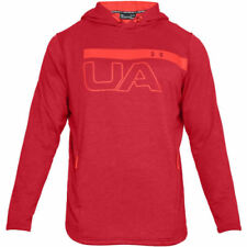 Under Armour Mk1 Terry Graphic Hommes Sweat à Capuche - Red Toutes Tailles