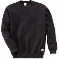Carhartt Workwear Midweight Crewneck Hommes Pull Sweater - Black Toutes Tailles