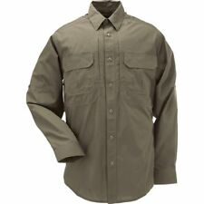 5.11 Tactical Taclite Pro Mens Shirt Long Sleeve - Tundra All Sizes