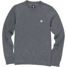 Element Cornell Classic Crew Hommes Pull Sweater - Charcoal Heather