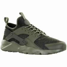Nike Air Huarache Run Ultra SE Cargo Khaki Mens Running Slip-on Low-top Trainers