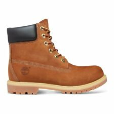 Timberland Icon 6in Premium Waterproof Womens Boots - Rust Nb Brown All Sizes