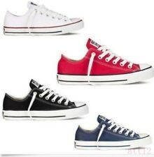 Womens Flat Chuck Taylor Ox Low Top Ladys College Canvas Casual Sneakers Shoes
