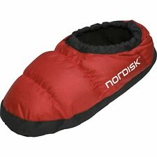 Nordisk Mos Down Unisexe Chaussures Pantoufles - Ribbon Red Toutes Tailles
