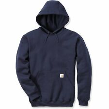 Carhartt Workwear Midweight Hommes Sweat à Capuche - Navy Toutes Tailles