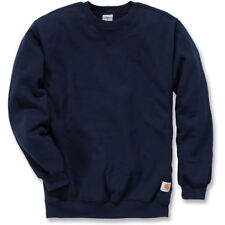 Carhartt Workwear Midweight Crewneck Hommes Pull Sweater - New Navy