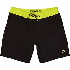 Billabong All Day Og 17 Hommes Shorts Pour Planche - Neo Lime Toutes Tailles