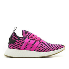 adidas Originals NMD R2 PK Runner Boost Primeknit (pink / schwarz /weiss) BY9697