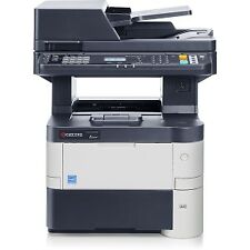 NEW! Kyocera Ecosys M3040Dn Laser Multifunction Printer Monochrome Plain Paper P