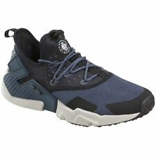 Nike Air Huarache Drift Thunder Blue Black Mens Mesh Low-top Cushioning Trainers