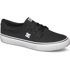 Dc Trase Tx Homme Chaussures Chaussure - Black White Toutes Tailles