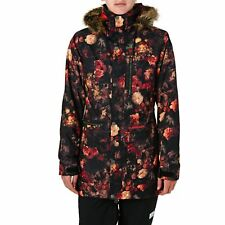 Armada Lynx Insulated Womens Jacket Snowboard - Floral All Sizes