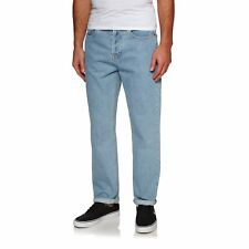 Dc Worker Relaxed Mens Pants Jeans - Vintage Bleach All Sizes