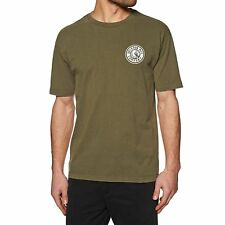 Brixton Rival Ii Standard Mens T-shirt - Olive All Sizes