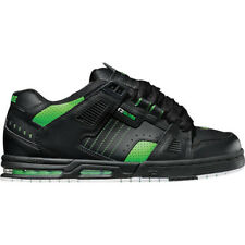 Globe Sabre Homme Chaussures Chaussure - Black Moto Green Toutes Tailles