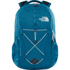 North Face Jester Femme Sac à Dos - Blue Coral Emboss Vintage White Une Taille