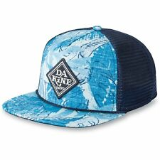 Dakine Classic Diamond Homme Couvre-chefs Casquette - Washed Palm Une Taille