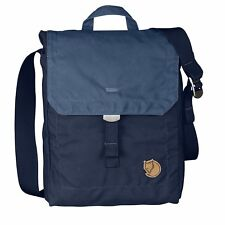 Fjallraven Foldsack No 3 Unisexe Sac Besace - Dark Navy Uncle Blue Une Taille