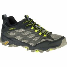 Merrell Moab Fst Gtx Homme Chaussures - Olive Black Toutes Tailles