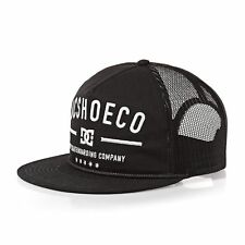 Dc Wall Bitten Homme Couvre-chefs Casquette - Black Une Taille