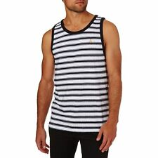 Volcom Briggs Homme Maillot Bombardier - White Toutes Tailles