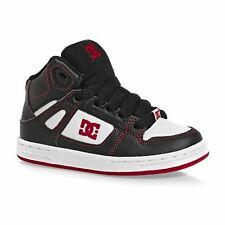 Dc Pure Ht Chaussures Chaussure - Black/red/white Toutes Tailles