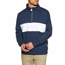 Penfield Hosmer Homme Pull Sweater - Peacoat Toutes Tailles