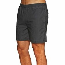 Hurley Alpha Utility 17in Homme Shorts Pour Planche - Black Toutes Tailles