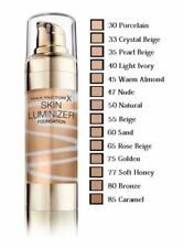 BRAND NEW - MAX FACTOR Skin Luminizer Miracle Foundation 30ml - various shades