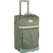 Burton Charter Roller Unisex Luggage Hand - Clover Ripstop One Size