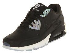 Nike Damen Sneakers WMNS Air Max 90 Prem Black/Black-Pure Platinum 443817-010