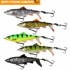 Savage Gear 3D Smash Tail Minnow - Wobbler, Barschwobbler, Hechtwobbler, Köder
