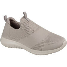 Skechers Ultra Flex First Take Femme Chaussures Chaussure - Taupe Toutes Tailles