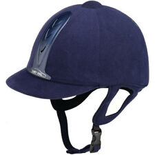 Harry Hall Junior Legend Pas015 Kids Safety Wear Riding Hat - Navy All Sizes