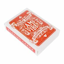 Poler Outdoor Stuff Polker Playing Cards Unisexe Jeu Pour Voyager - Orange