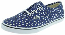 Vans AUTHENTIC LO PRO Classics herringbone leopard twilight blue true white