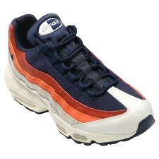 Nike Air Max 95 Essential Sail Obsidian Desert Sand Men Leather Low-top Trainers