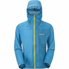 Montane Minimus Mens Jacket Coat - Blue Spark All Sizes