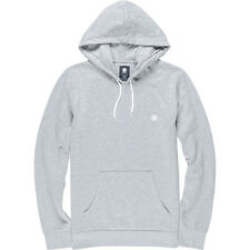 Element Cornell Homme Sweat à Capuche - Grey Heather Toutes Tailles