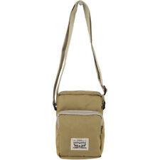 Levis L Series Small Cross Body Unisexe Sac Besace - Sand Une Taille