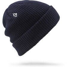 Volcom Full Stone Homme Couvre-chefs Bonnet - Navy Une Taille