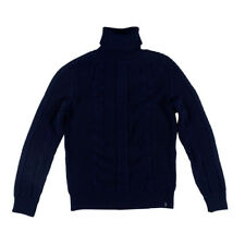 Rvca Volar Homme Pull Sweater - Dark Navy Toutes Tailles