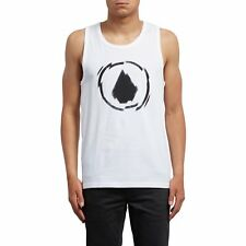 Volcom Shatter Basic Homme Maillot Bombardier - White Toutes Tailles